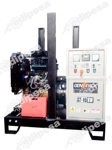 generadores genpack generador diesel gf kw kw  ae vv