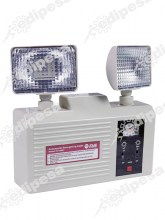NIPPON AMERICA LUCES D/EMERGENCIA 110/220V 6V-4WATTS AT-108A