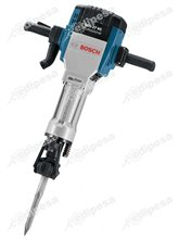 BOSCH Martillo Demoledor Hexagonal GSH-27VC 1900W 1-1/8pulg 60J 1030GPM + Cincel