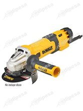 DEWALT Amoladora 4.5pulg DWE4336-B2 1400W 11000RPM vel. variable