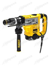 DEWALT Rotomartillo SDS MAX D25601K 45mm 1200W 2-12J