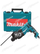 MAKITA Rotomartillo SDS PLUS HR1830 18mm 440W 2.2J c/maletin industrial