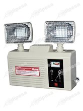 NIPPON AMERICA Luces de emergencia SMD con Testeador AT-236A LED 6V 4A 110/220V