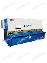 REXON Guillotina con Pantalla Digital QC12Y 4mm x 2500mm